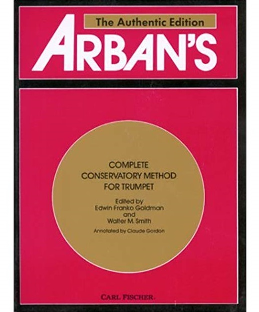 arban method boo for trumpet