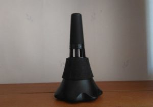 yamaha silent brass practice mute for trumpet