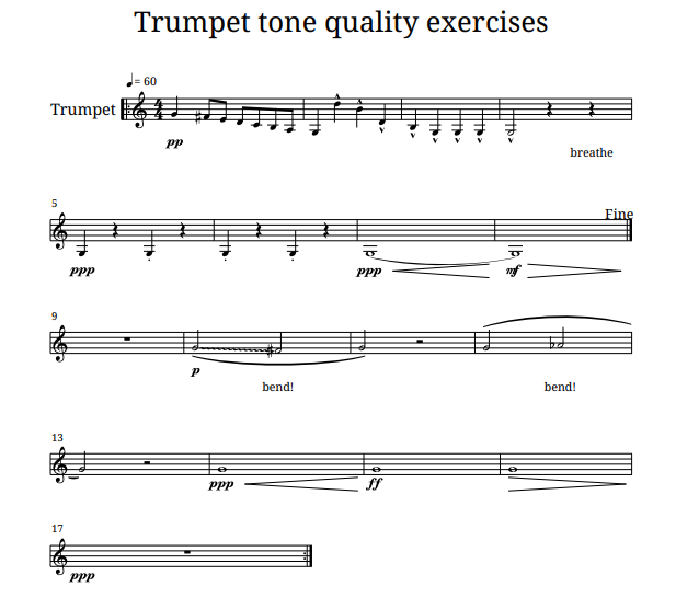 How To Play The Trumpet Without Pressure   5 EASY TIPS   My Best Trumpet