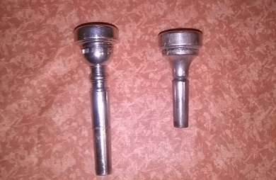 cornet mouthpiece vs trumpet mouthpiece