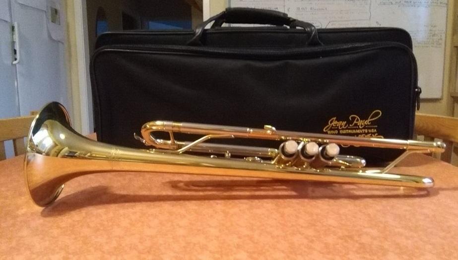 Jean Paul USA tr 430 trumpet
