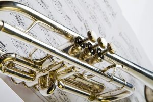 Yamaha 8335LA trumpet